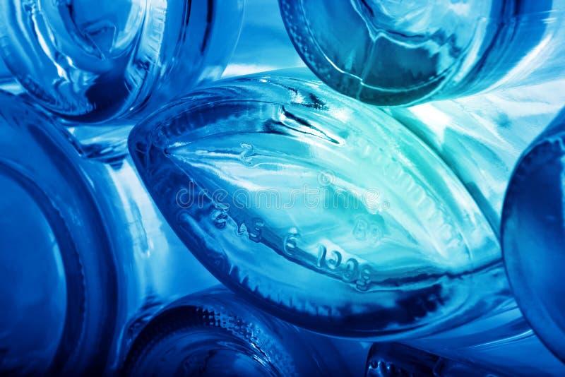 abstrakt flaska royaltyfri fotografi