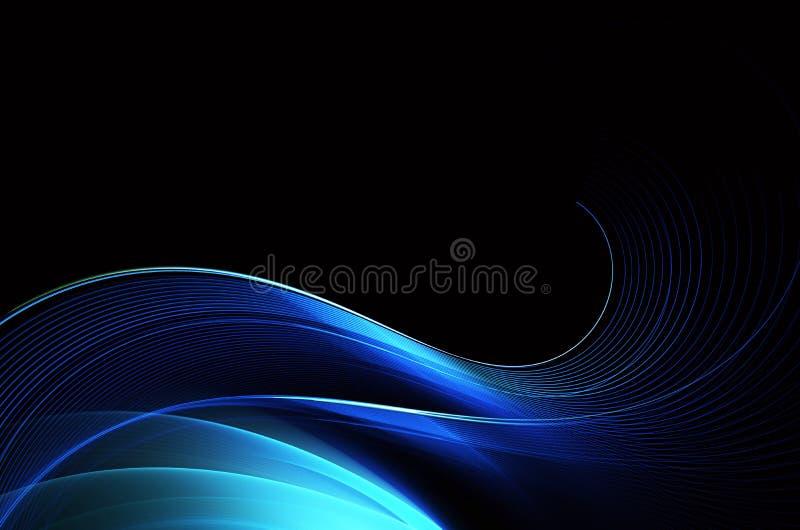 Abstrakt fractalbakgrund, textur, illustration fotografering för bildbyråer