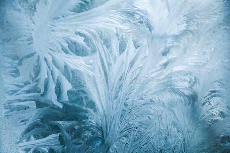 abstrakt frost royaltyfri bild