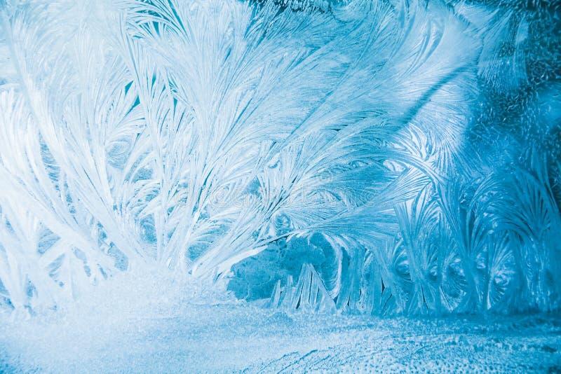 abstrakt frost royaltyfri fotografi