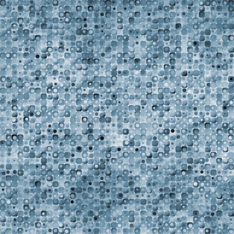 abstrakt fyrkanter arkivfoto