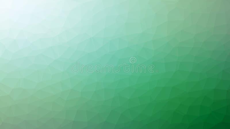 Abstrakt geometrisk bakgrund med den triangulära polygonen, lågt poly arkivfoto