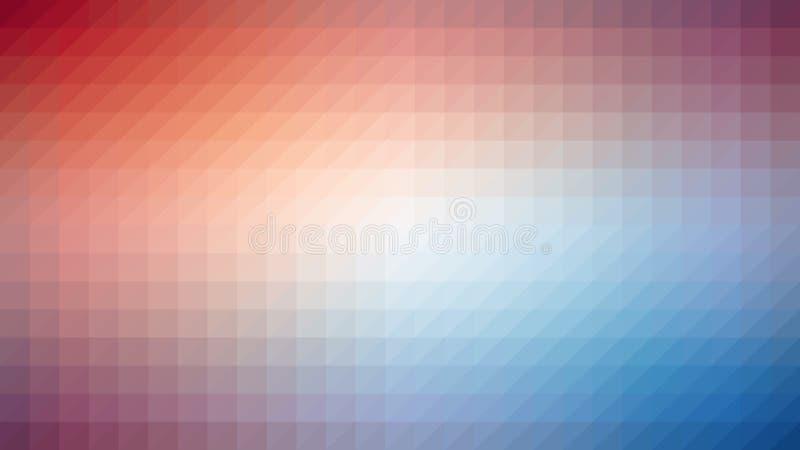 Abstrakt geometrisk bakgrund med den triangulära polygonen, lågt poly royaltyfri foto