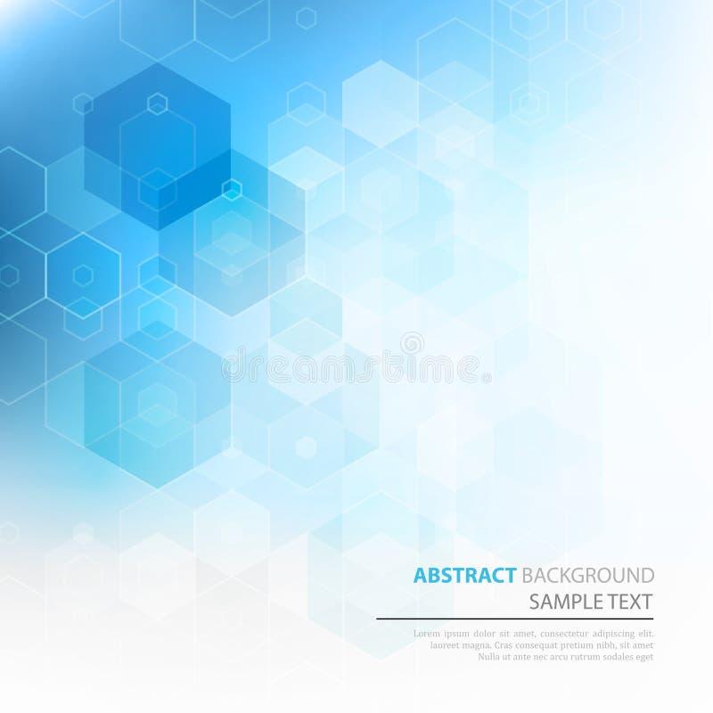 Abstrakt geometrisk bakgrundsdesign vektor illustrationer