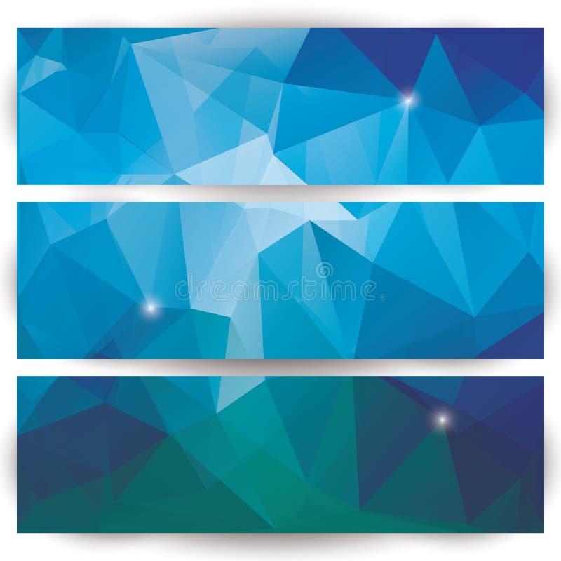 Abstrakt geometrisk färgrik bakgrund, modelldesignbeståndsdelar royaltyfri illustrationer