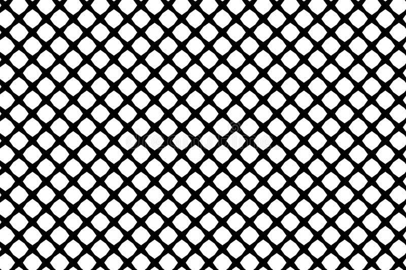 Abstrakt geometrisk modell med linjer vektor illustrationer