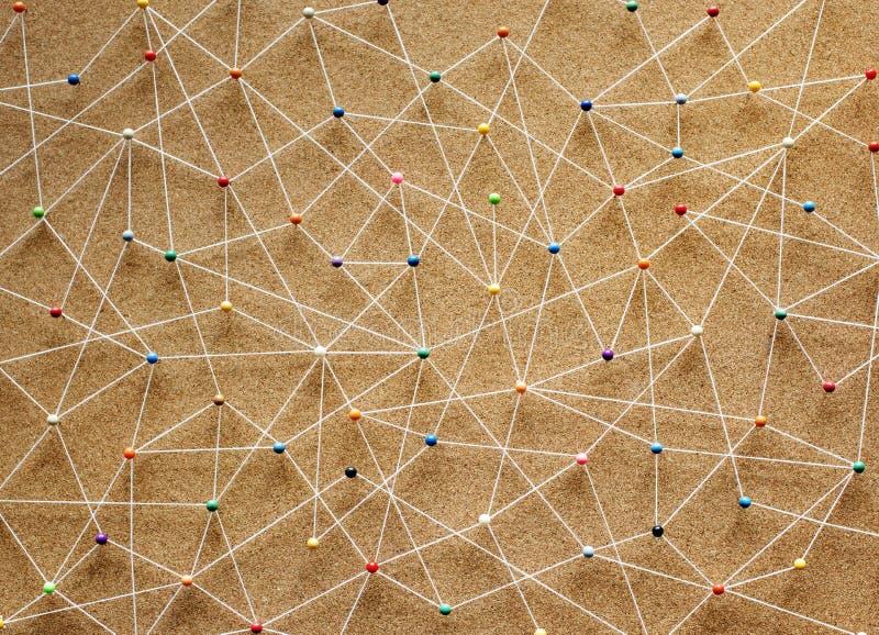 Abstrakt geometriskt isolerat texturben royaltyfri foto