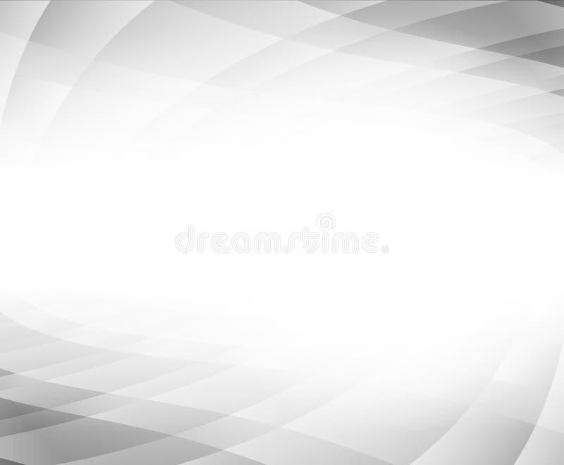 Abstrakt grå bakgrund vektor illustrationer