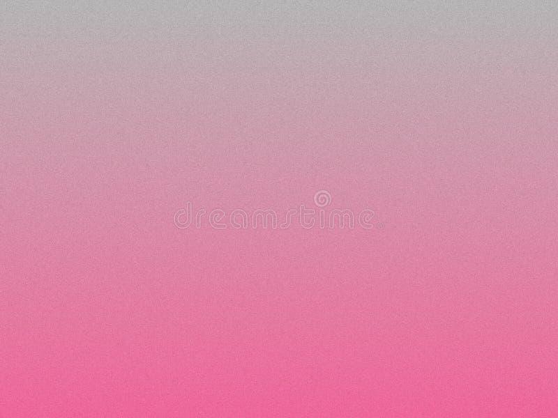 abstrakt grå färg- och rosa färgtexturbakgrund arkivbilder