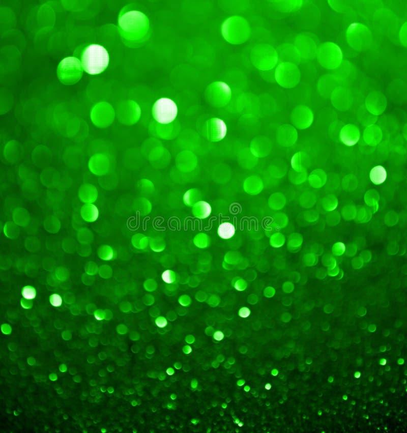Abstrakt grön blänka bakgrund arkivbild