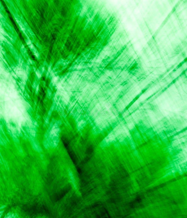 abstrakt grön tree 2 royaltyfri fotografi