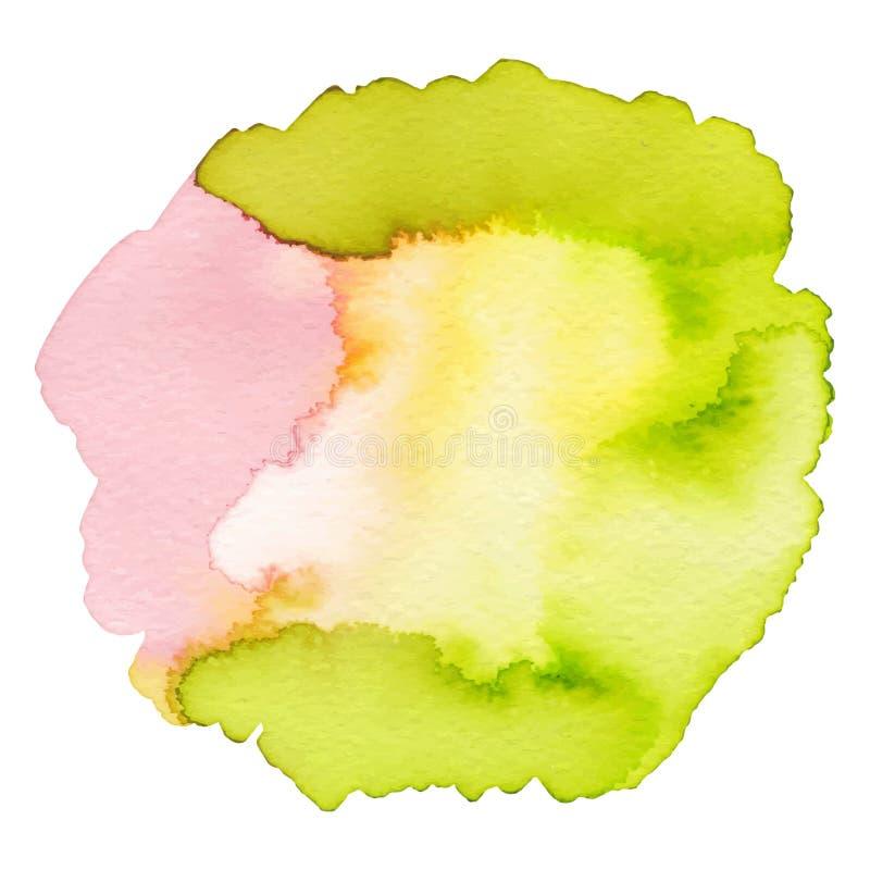 Abstrakt grungeklick abstrakt textur stock illustrationer
