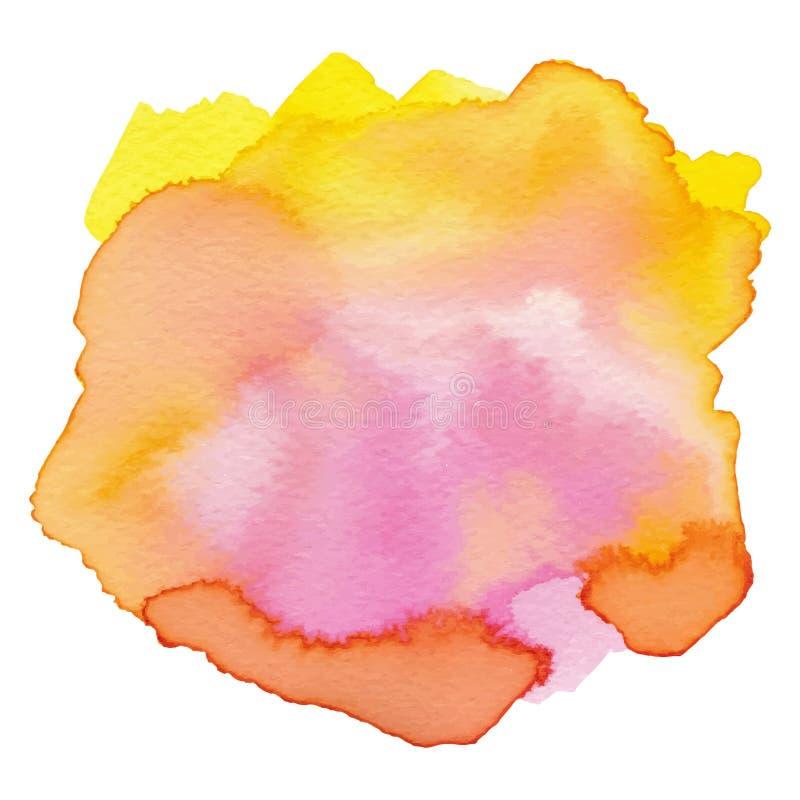 Abstrakt grungeklick abstrakt textur vektor illustrationer