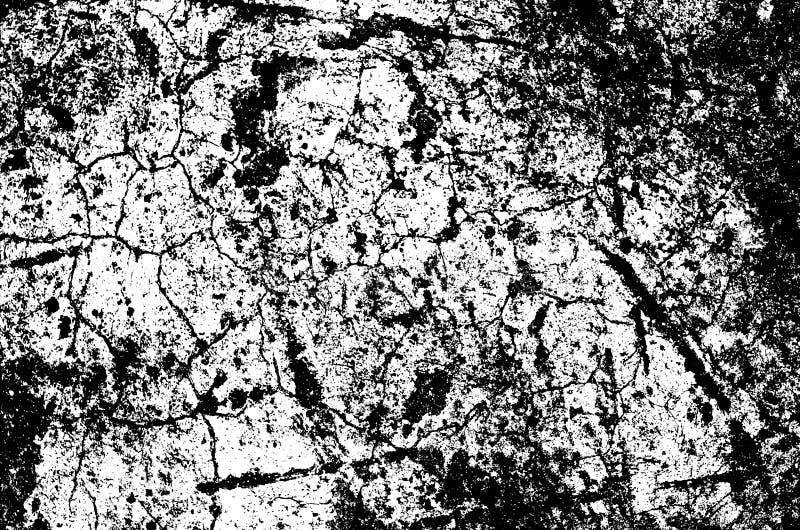 Abstrakt grungemonokromtextur royaltyfri fotografi