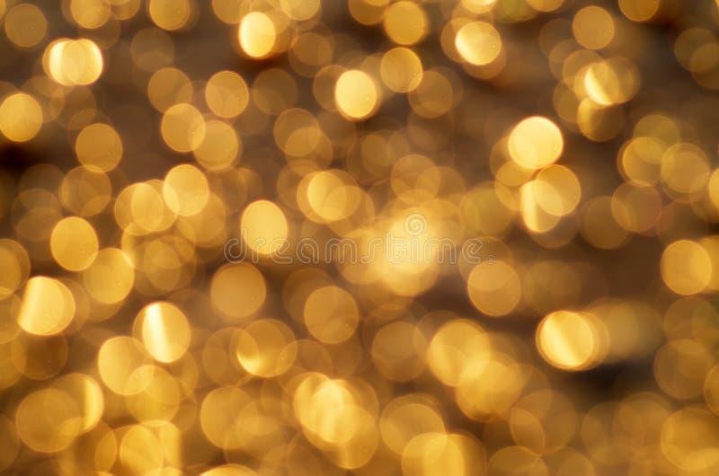 Abstrakt guld- bakgrund arkivbilder