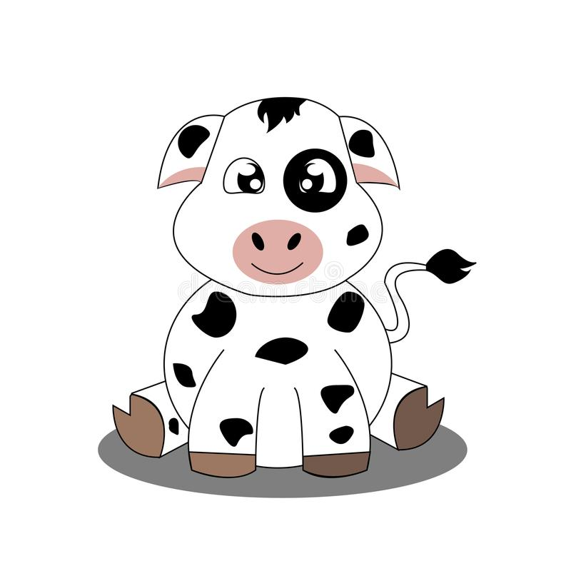 Download Abstrakt gulligt djur vektor illustrationer. Illustration av giraff - 106829927