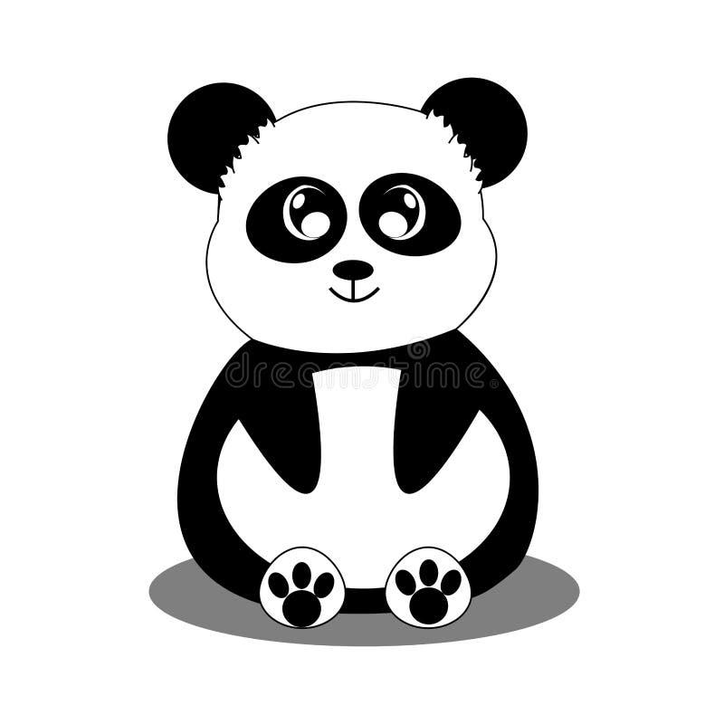 Download Abstrakt gulligt djur vektor illustrationer. Illustration av design - 106830035