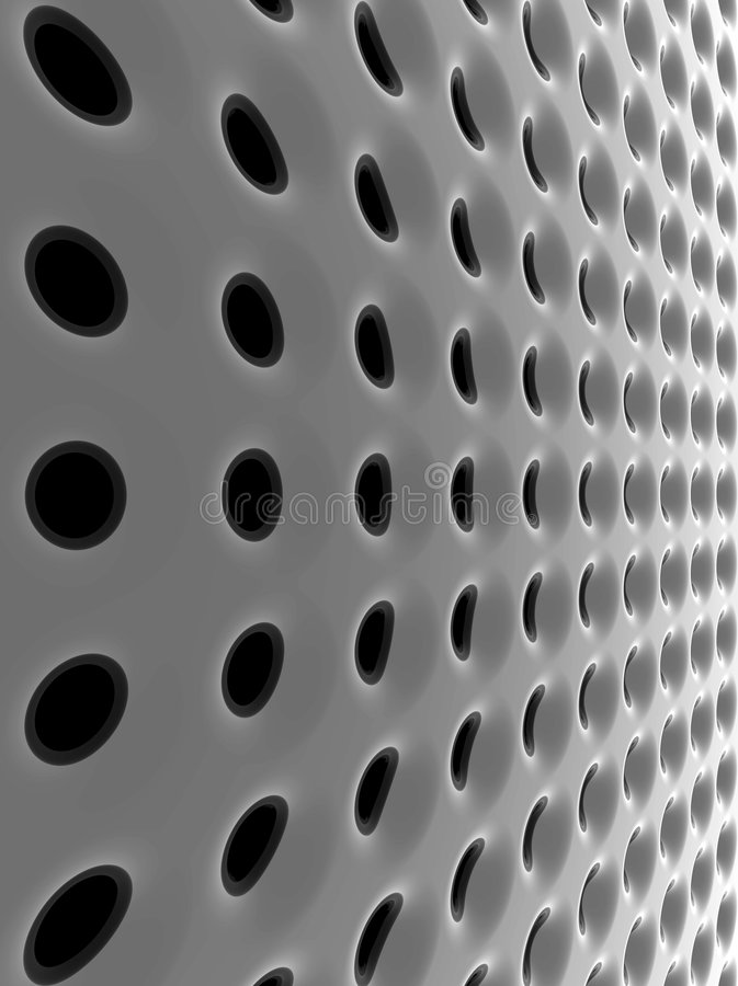 abstrakt hög ingreppsstrukturtech royaltyfri illustrationer