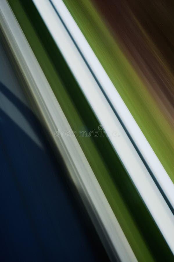 abstrakt höga linjer hastighet royaltyfri bild