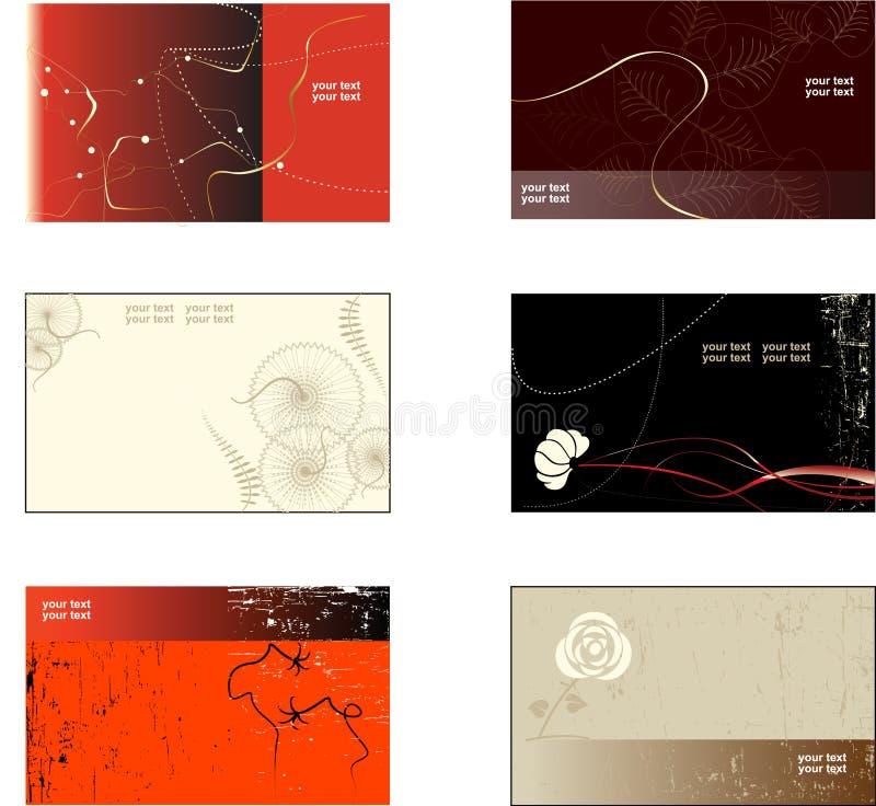 abstrakt illustrationvektor vektor illustrationer