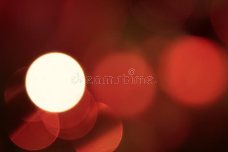 abstrakt jullampatree royaltyfri fotografi