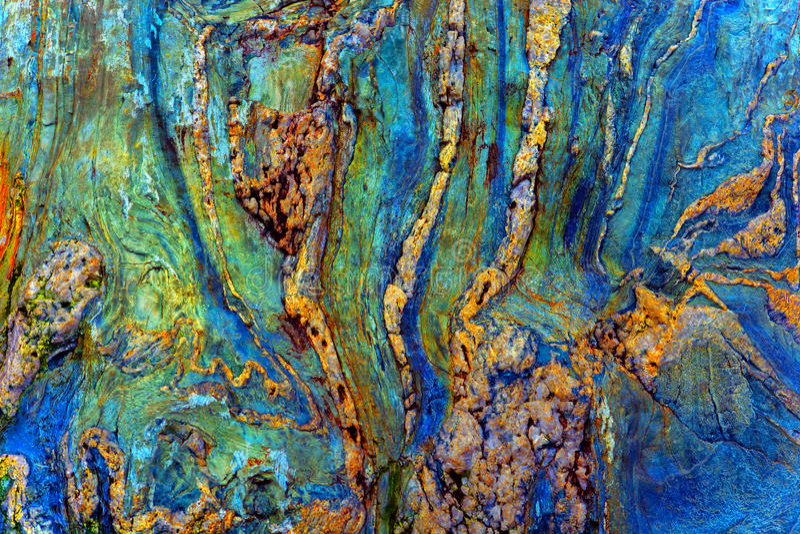 Abstrakt kamienne tekstury obrazy stock