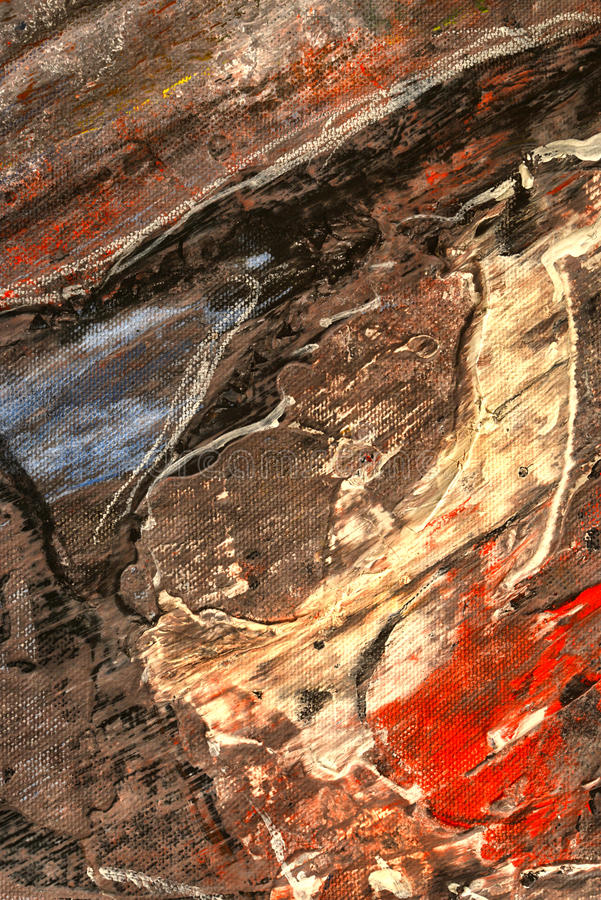 abstrakt kanfas arkivbilder