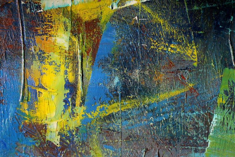 abstrakt konstbakgrund målad bakgrundshand royaltyfria bilder