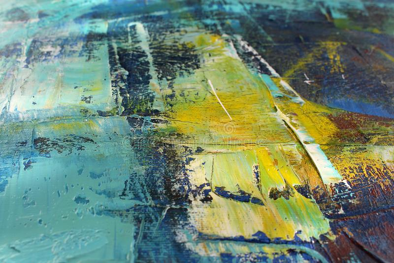 abstrakt konstbakgrund målad bakgrundshand royaltyfri fotografi