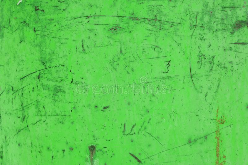 Abstrakt korodował ośniedziałego metalu tło, tekstura, zieleni brąz zdjęcie royalty free
