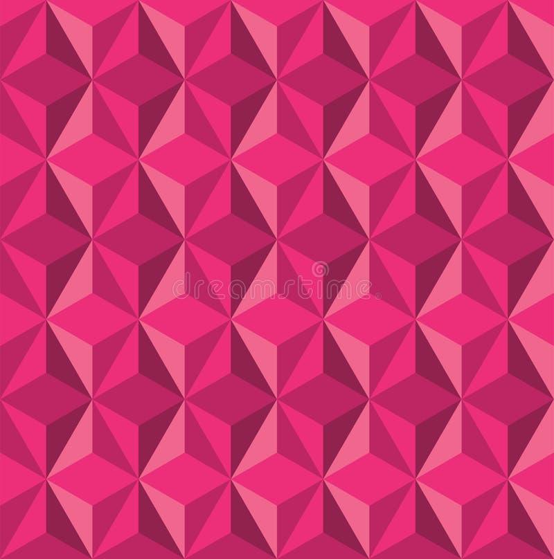 Abstrakt låg poly triangeltexturbakgrund royaltyfri illustrationer