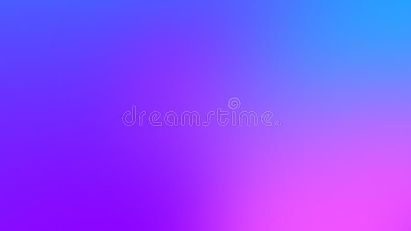 Abstrakt lila- och bl?ttbakgrund Mall med skärmlutningen för rengöringsduk, tapet och räkning vektor f?r bild f?r designelementil royaltyfri illustrationer