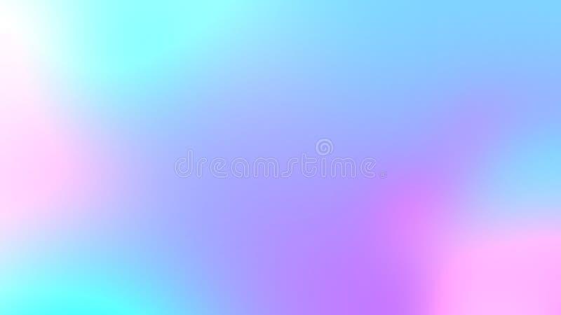 Abstrakt lila- och bl?ttbakgrund Mall med sk?rmlutningen f?r reng?ringsduk, tapet och r?kning vektor f?r bild f?r designelementil royaltyfri illustrationer