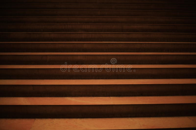 Abstrakt linjär bakgrund - gammal trappa arkivfoto
