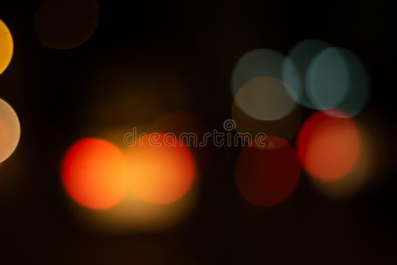 Abstrakt ljus Bokeh cirkelbakgrund Abstrakt ljus bakgrund för Bokeh cirkelfläck, royaltyfri bild
