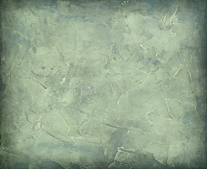abstrakt målad bakgrundshand stock illustrationer