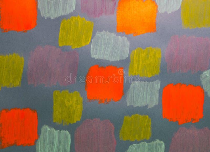 abstrakt målningsvattenfärg royaltyfri foto