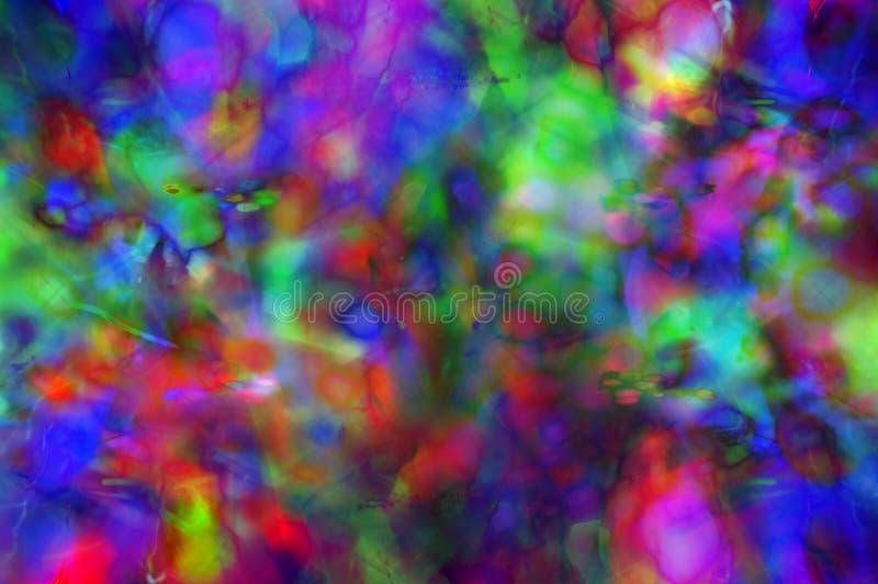 Abstrakt mångfärgad bakgrund, textur, mörker arkivfoton