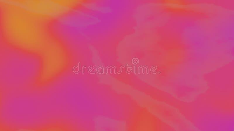 Abstrakt mångfärgad rörelselutningbakgrund abstrakt mosaik för bakgrundsdesignillustration 3d framför vektor illustrationer