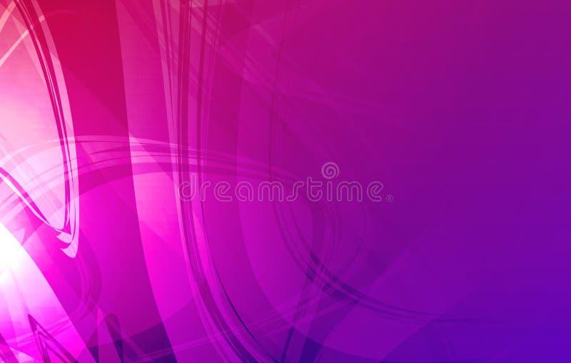 Abstrakt mångfärgad skuggad krabb bakgrund för vektor med belysningeffekter, vektorillustration royaltyfri illustrationer