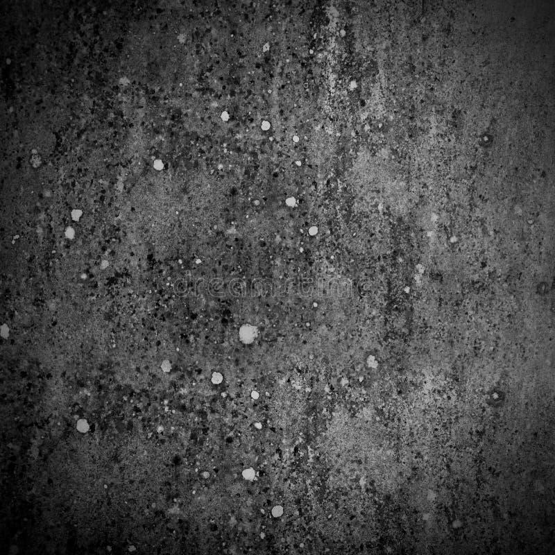 Abstrakt mörk grungetextur stock illustrationer