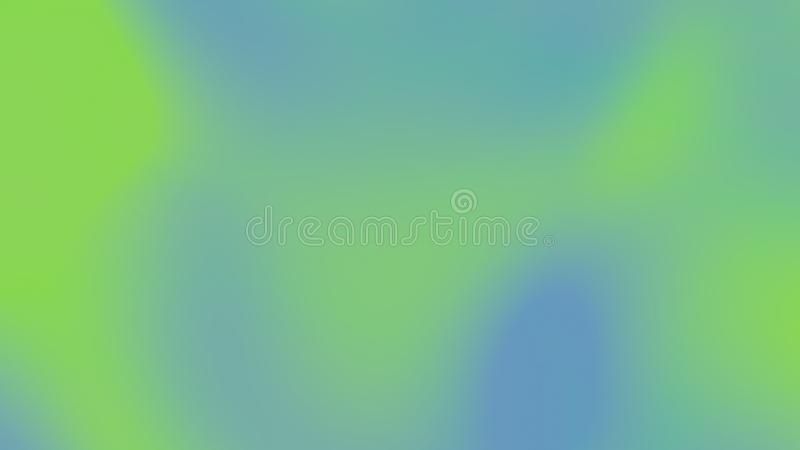 Abstrakt m?ngf?rgad r?relselutningbakgrund abstrakt mosaik f?r bakgrundsdesignillustration 3d framf?r stock illustrationer