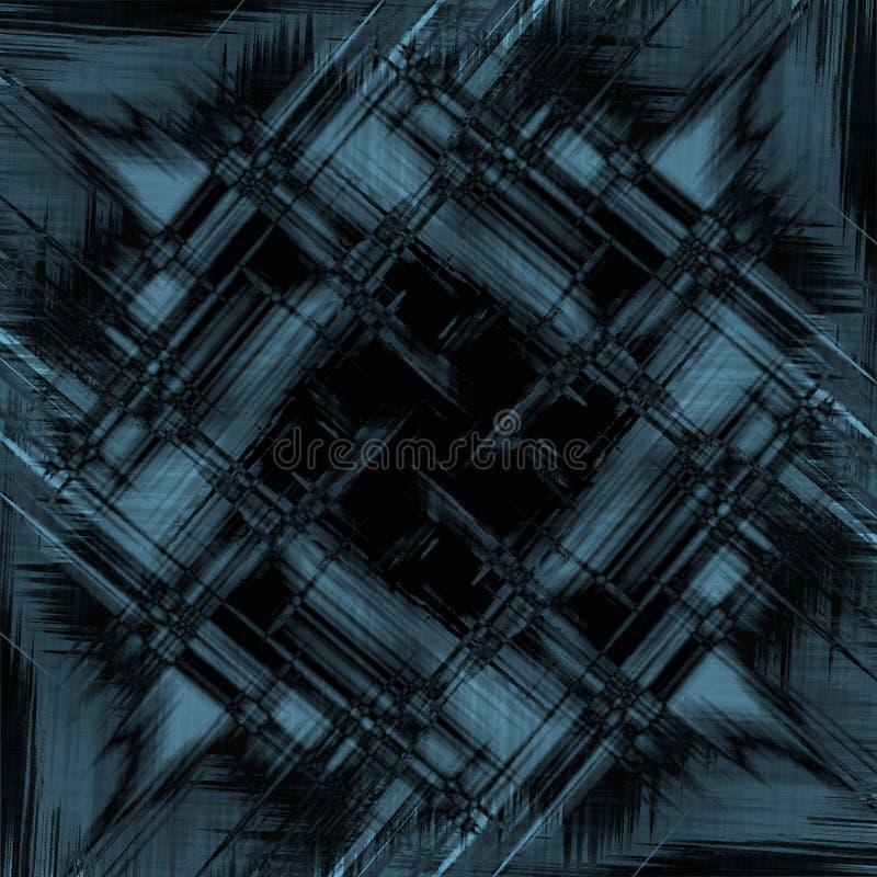 Abstrakt m?rker - bl? bakgrundstextur royaltyfri foto