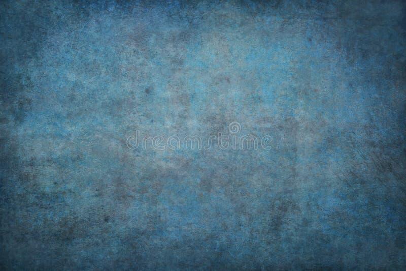 Abstrakt marinblå tappningbakgrund royaltyfri bild