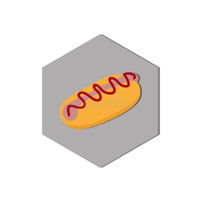 Download Abstrakt matsymbol vektor illustrationer. Illustration av platta - 106833111