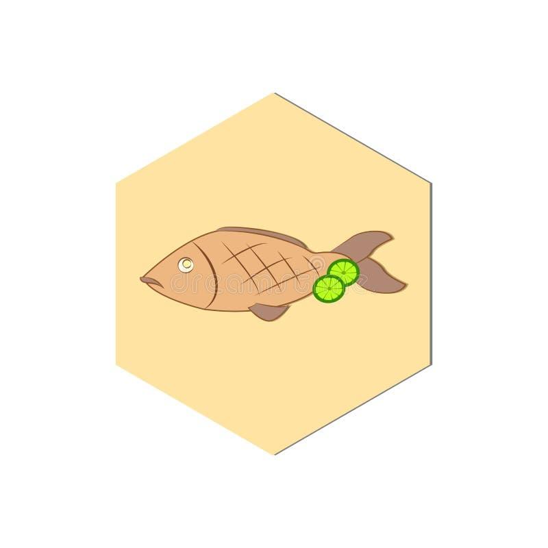 Download Abstrakt matsymbol vektor illustrationer. Illustration av illustration - 106833454