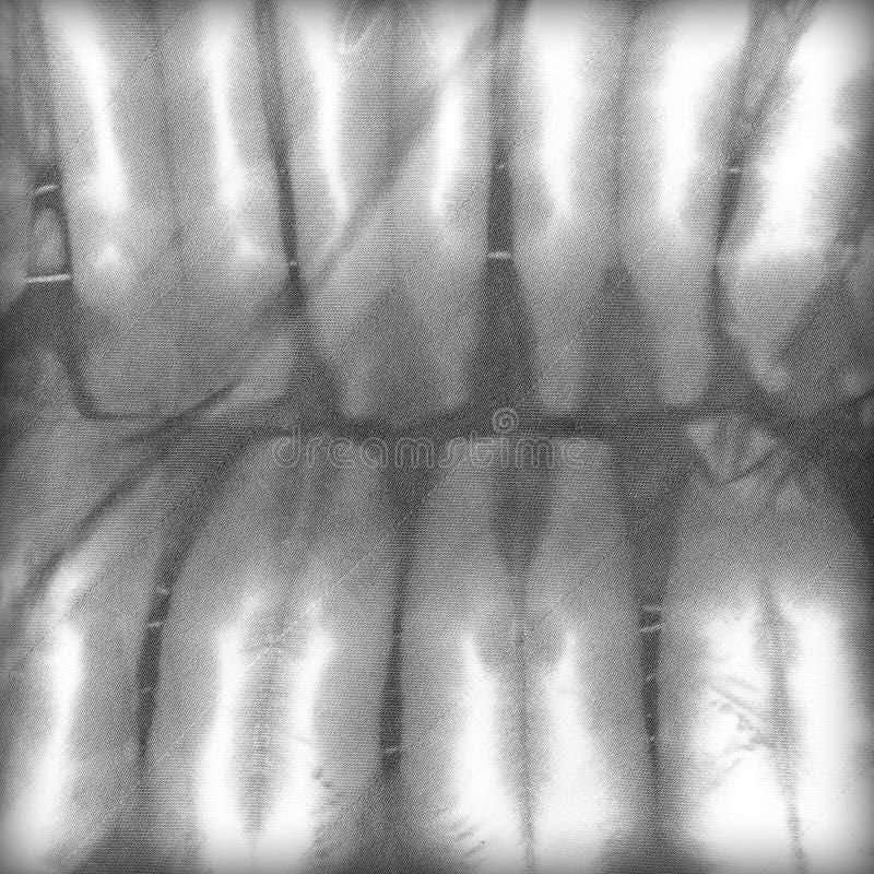 Abstrakt modell av bakgrund för textur för bandfärgtyg arkivfoton