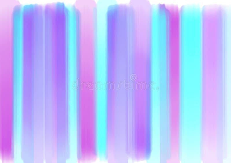 abstrakt modell Det grafiska abstrakta begreppet för borsteslaglängd Trevliga färgfärgstänk för konst regnbågevägg och med kopian arkivfoto