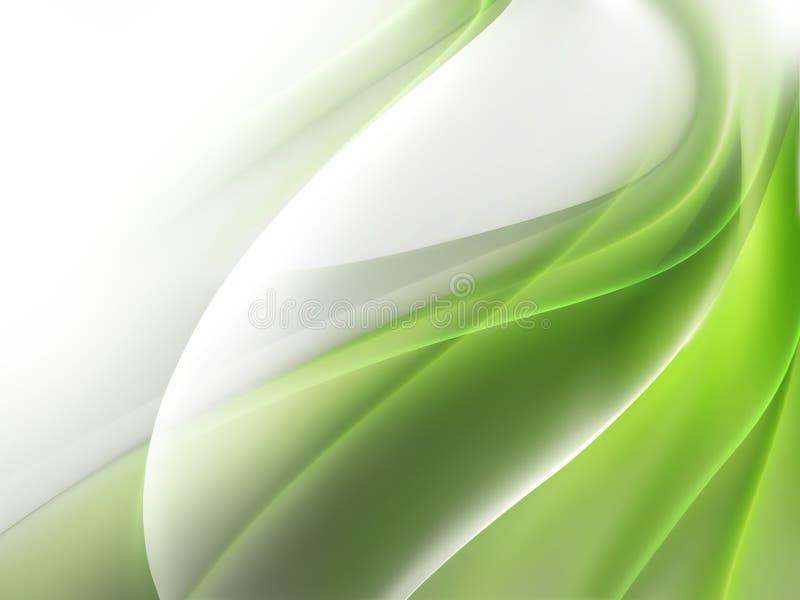Abstrakt naturbakgrund vektor illustrationer