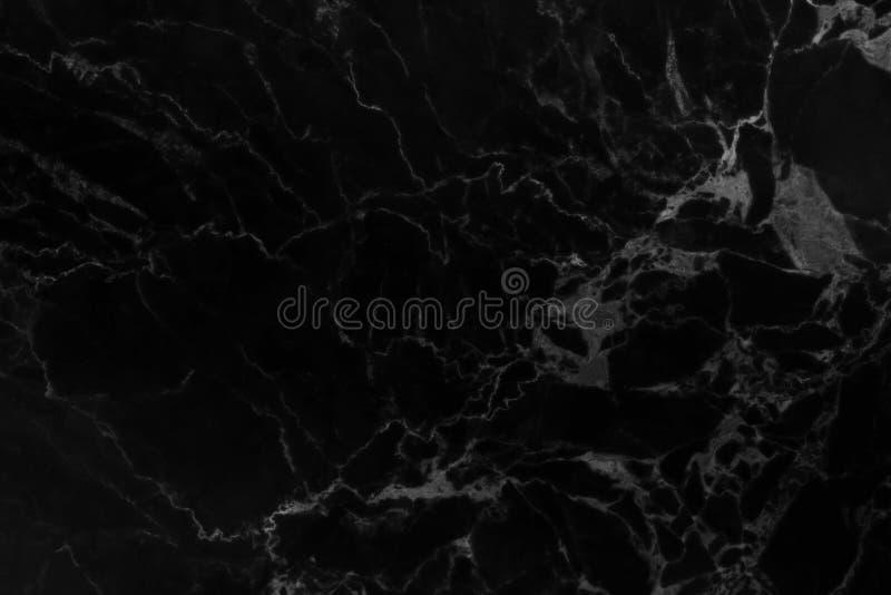 Abstrakt naturlig marmorsvart för bakgrund fotografering för bildbyråer